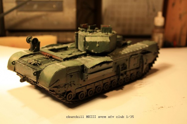 Churchill avre mk3  de chez afv club 1/35 942825IMG2358