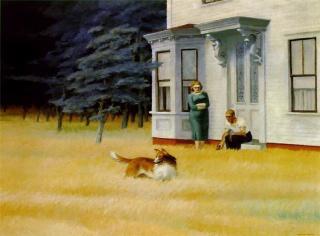 Couvertures d'Edward Hopper ! 94390620aCapeCodEvening