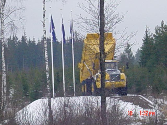 Dunper Volvo à Braås 943947camion9