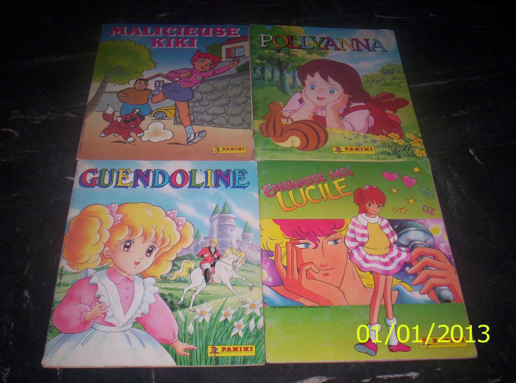 Collections d'albums d'images Panini et autres éditeurs 943988Photo016