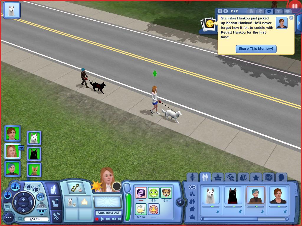 Les Sims ... Avec Kimy ! 944270PromenadeStanrussitprendrekeddanslesbras