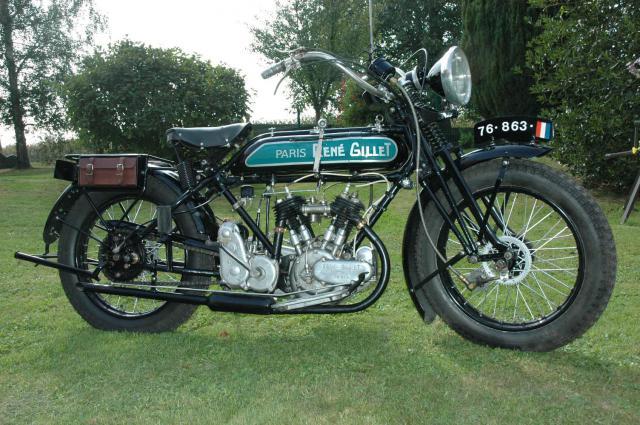 Moto René Gillet 750 type G 1929 - Page 7 945715DSC7699