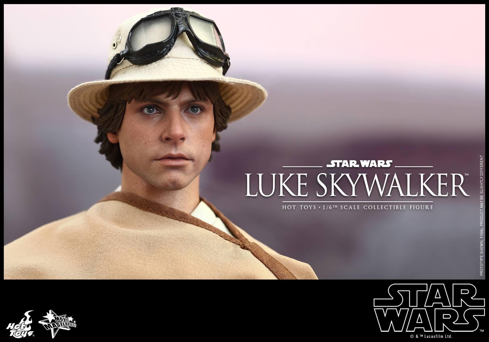 HOT TOYS - Star Wars: Episode IV A New Hope - Luke Skywalker 946385112