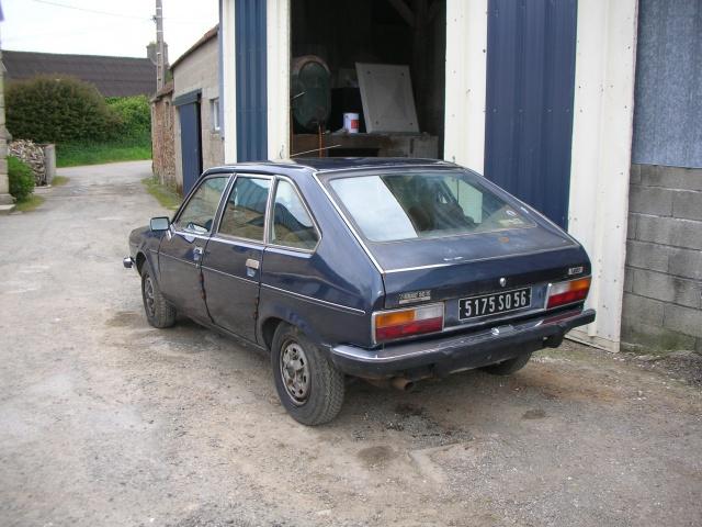 Renault 30 TS automatic - 1978 947950DSCN4532