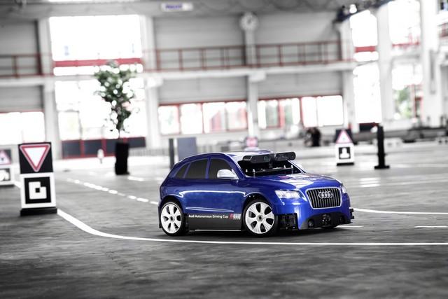 Audi lance l'Audi Autonomous Driving Cup 948081AU150170large