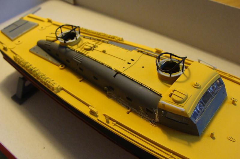 High Speed Launch - Maquette Airfix 1/72ème 948411DSC03909bis