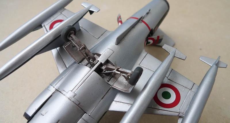 [Heller] - F 104 Starfighter à la sauce italienne. 949108F10408