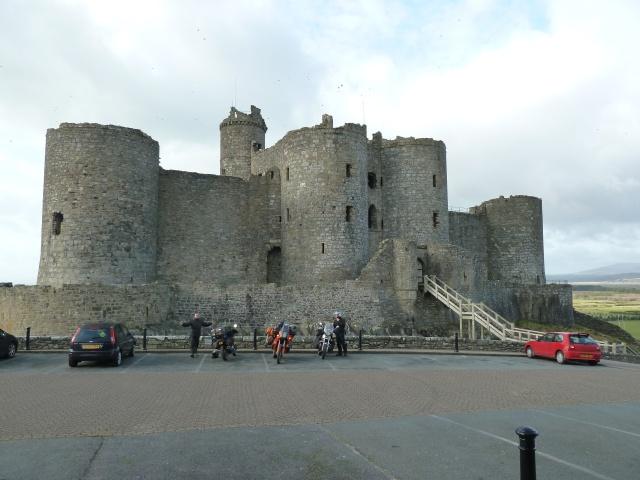 52 eme Dragon rally : une hivernale au pays de Galles (2013) 950112P1240012