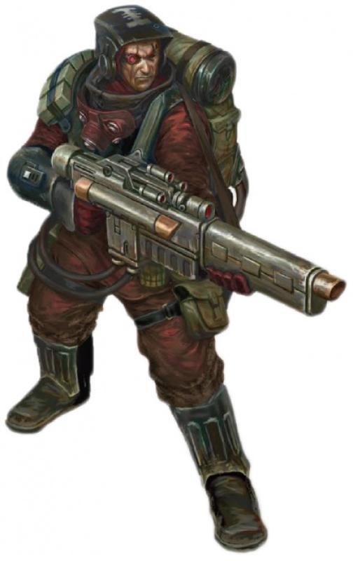 [W40K] Collection d'images : La Garde Impériale 950249InquisitionStormtrooper