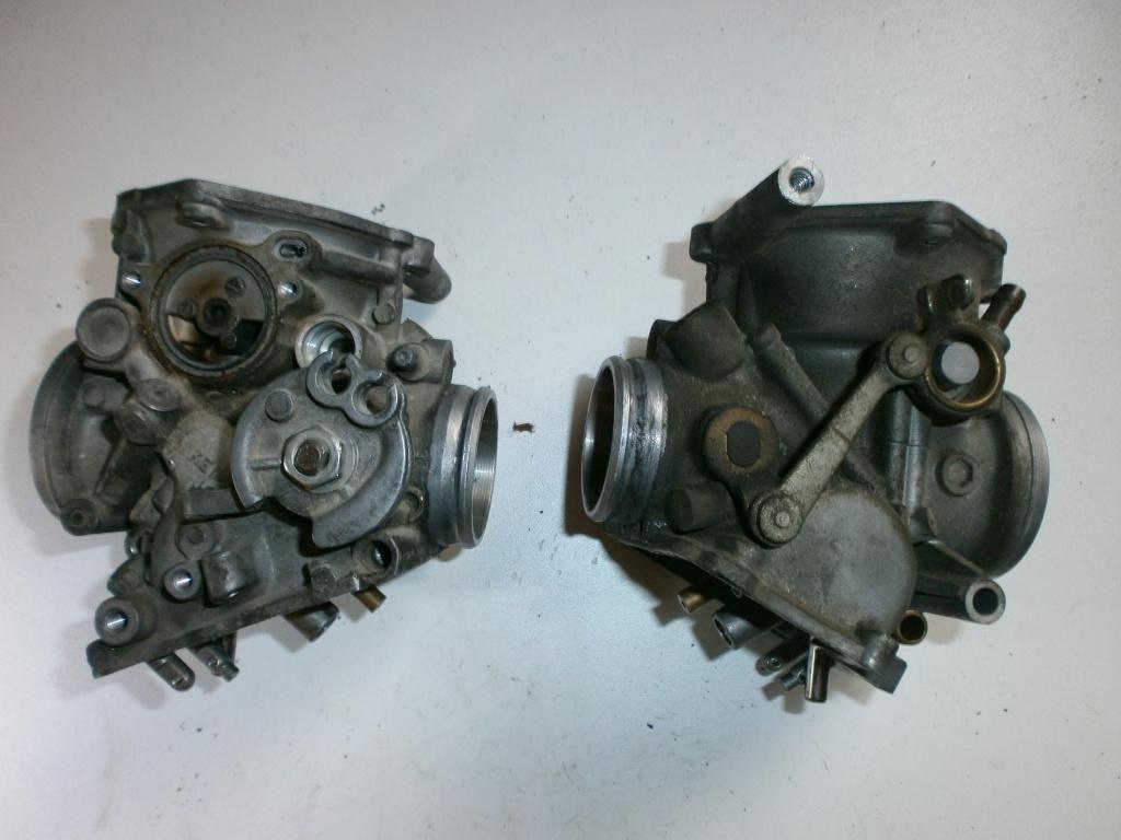 Nettoyage carburateurs de transalp 600 951382P1280027