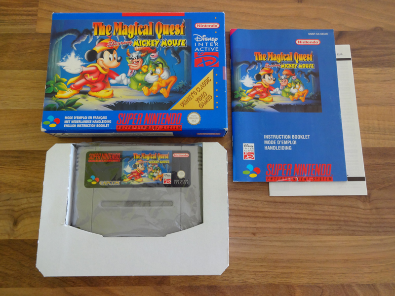 Prupru's Collection ! 100% Super Nintendo et 200% Super Comboy !! - Page 19 952168DSC00447