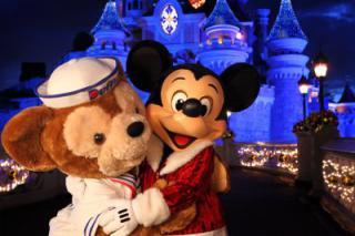 Saison de noël : Le Noël Enchanté Disney du 7 novembre 2011 au 8 janvier 2012 952442n011085
