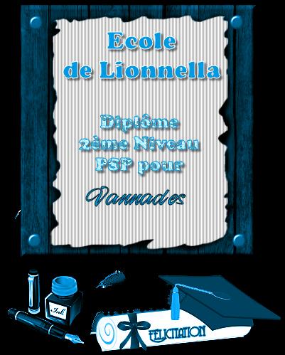 Suite 1- Mes diplômes et récompenses  - Page 2 952493vannad11