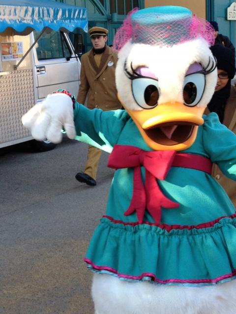 T.R. Séjour Disneyland Paris du 6 au 9 Fevrier 2012 au NPBC 953480353