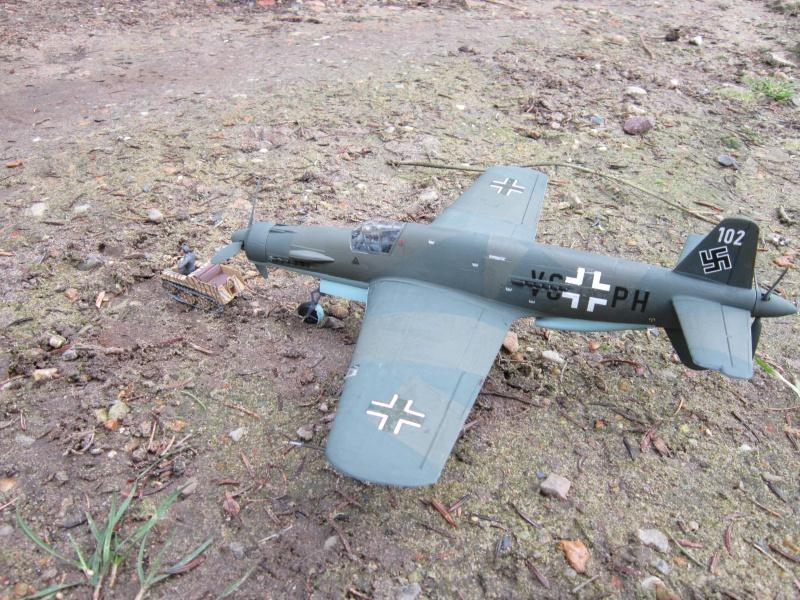 Dornier 335 A PFEIL de Tamiya au 1/48 par Pascal 94 954874IMG4143