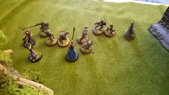 300 points / Elfes vs Orque et Uruk  9549576014