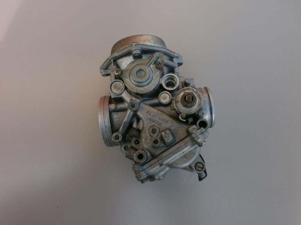 Nettoyage carburateurs de transalp 600 955095P2140013