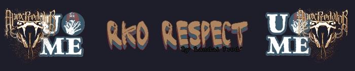 The Miz & Samoa Joe & Mike Knox & Kane & Ted Dibiase & The Nergal Vs Randy Orton & John Cena & Christian & Rey Mysterio & CM Punk & Shawn Michaels 955338RKORespectEntrance
