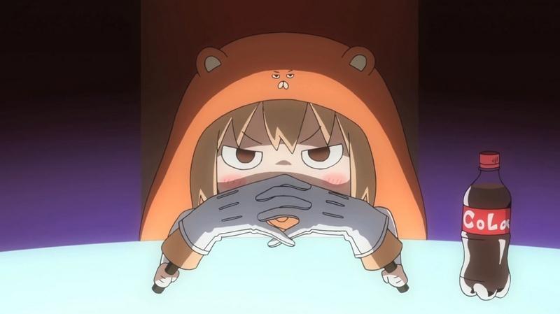 [2.0] Caméos et clins d'oeil dans les anime et mangas!  - Page 9 955434HimoutoUmaruchan11Gendoupose2