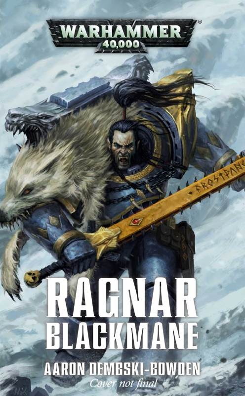 Ragnar Blackmane d'Aaron Dembski Bowden 95568281uCcqMla1L