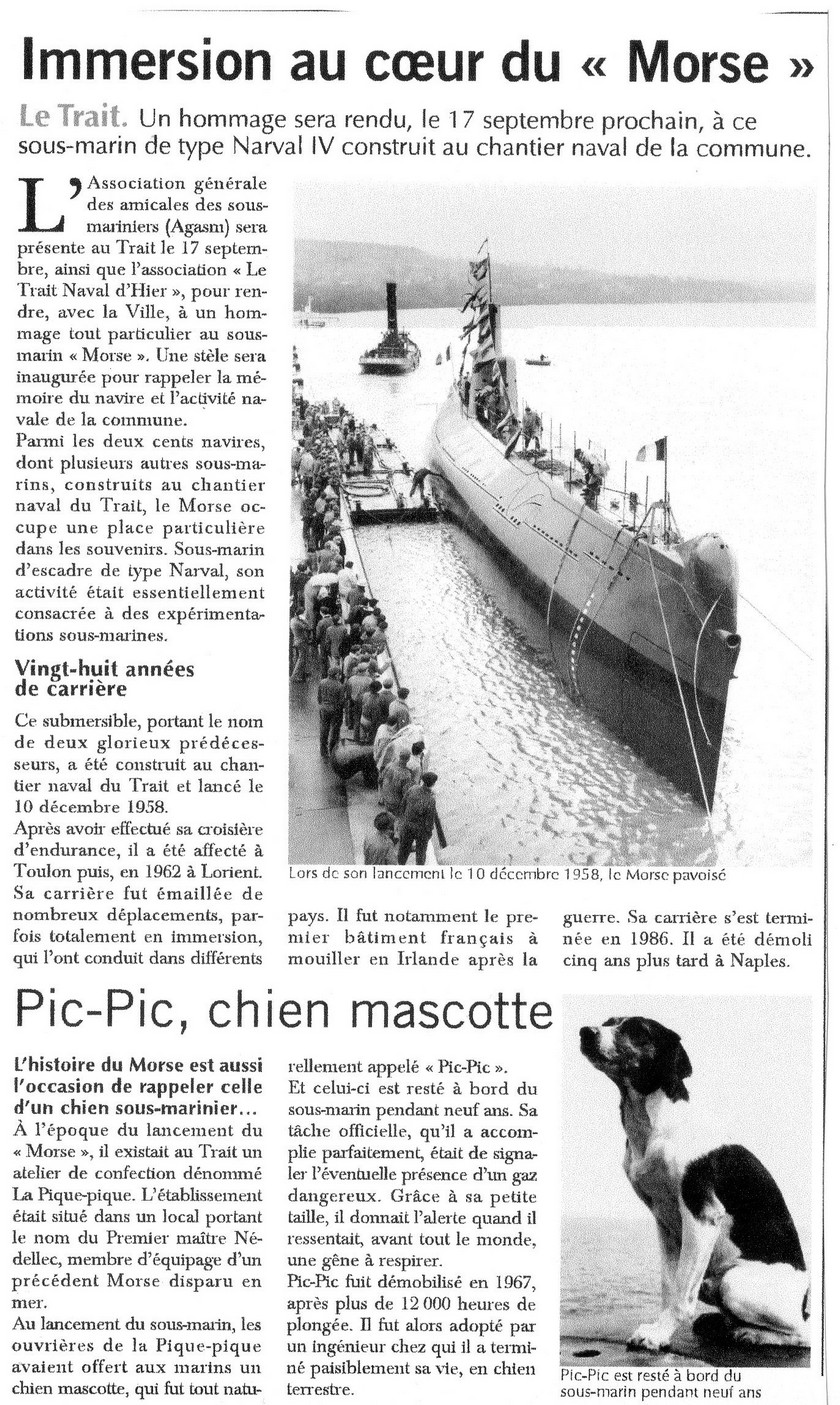 "[ Associations anciens Marins ] A.G.A.S.M. Le Havre section ""ESPADON"" - Page 5 955718img609"