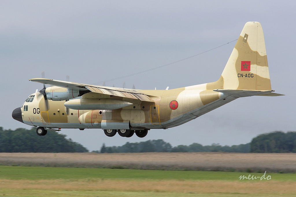 طائرات النقل العاملة بالقوات المسلحة المغربية 95576714628779822a42269b28db