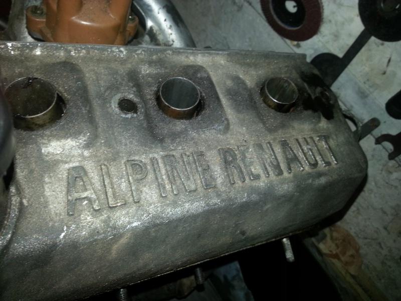 Mimich et sa R9 Turbo (du moins ce qu'il en reste) 95661420121205180113