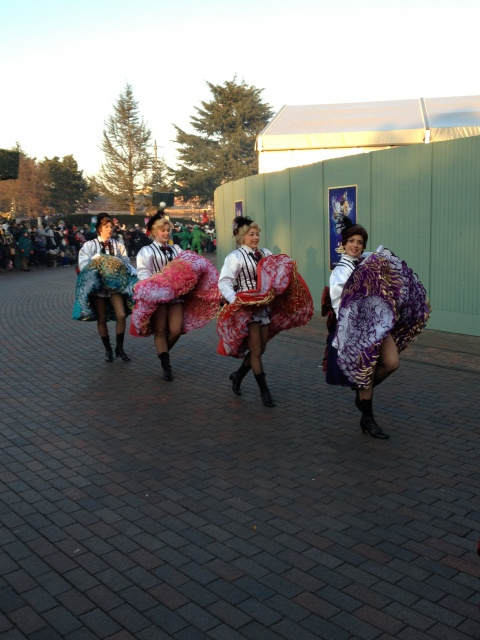 T.R. Séjour Disneyland Paris du 6 au 9 Fevrier 2012 au NPBC 956644258