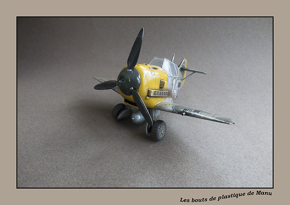 tiger - Bf 109 Tiger Model egg plane-FINI ! - Page 2 9572047248