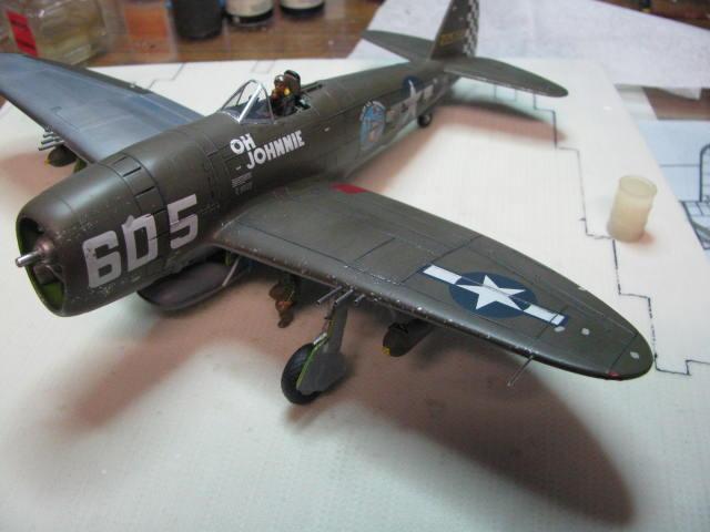 Restauration P-47D Monogram 1/48 .......Terminé!  - Page 2 957207IMG6019