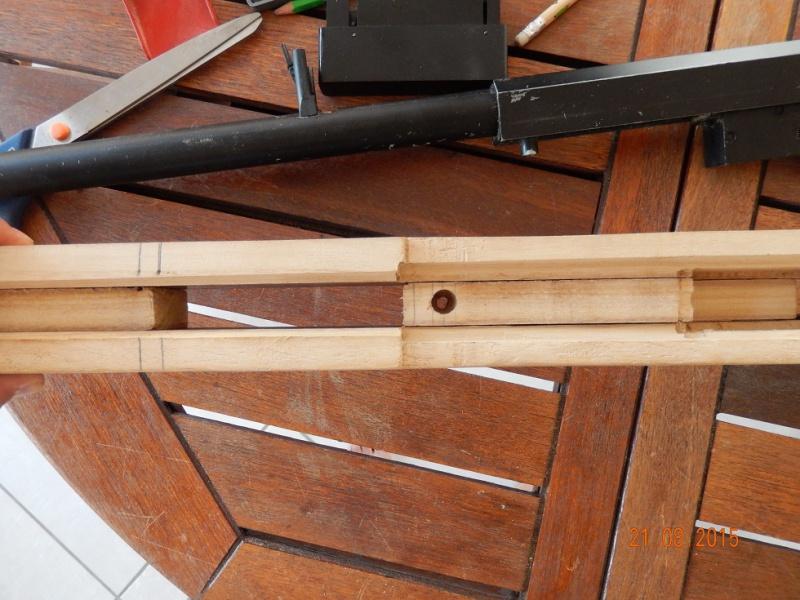 [custom] type 96 J.A.E crosse bois self made 957312DSCN4463