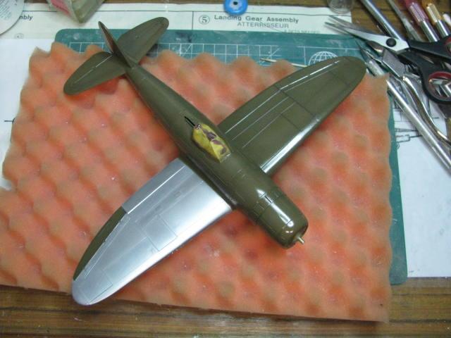 Restauration P-47D Monogram 1/48 .......Terminé!  - Page 2 957347IMG5916