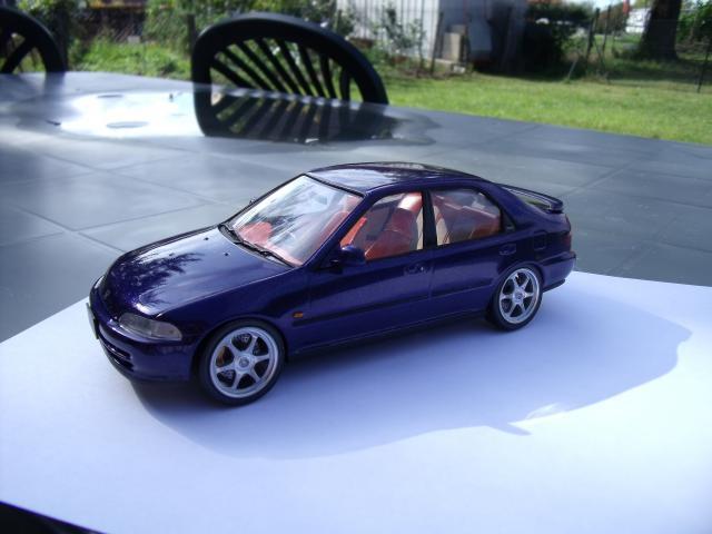 Honda Civic Fério VTi '92. 959220ferio92058