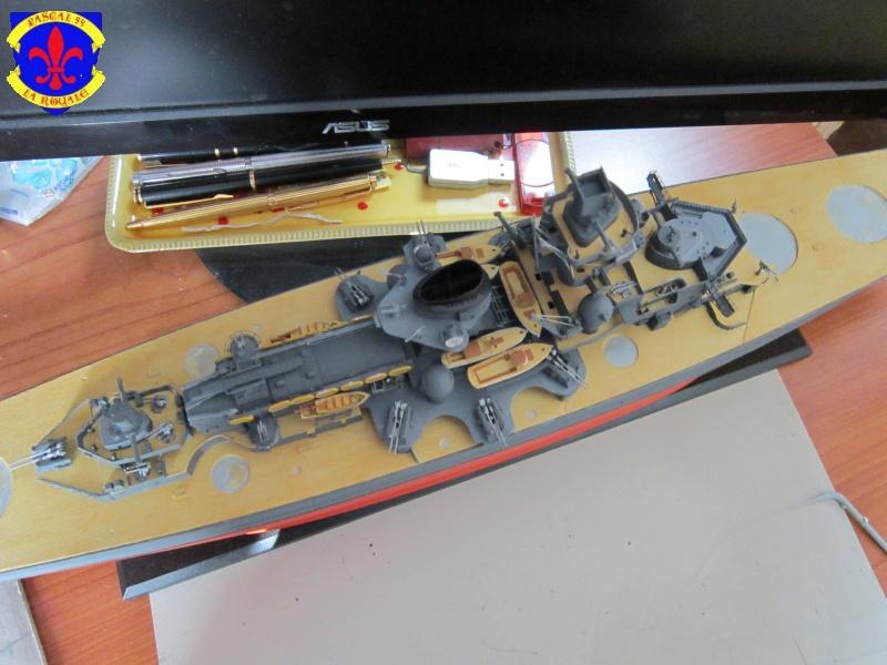 Croiseur de bataille Scharnhorst  au 1/350 de dragon - Page 7 959527IMG1386L