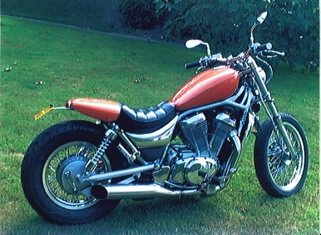 800 VN - Custom racer de Baz - Page 2 959656int2