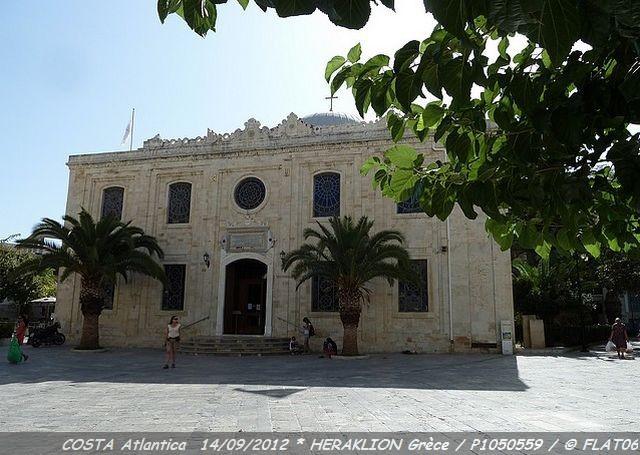 Z06 - COSTA / C/R  Mer Egée et Galilée / Grèce, Crête, Israël, Chypre, Turquie !  13-20/09/2012  959754P1050559