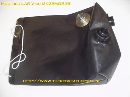 Faux poumon LAR-V custom polyuréthane 959902LAR512