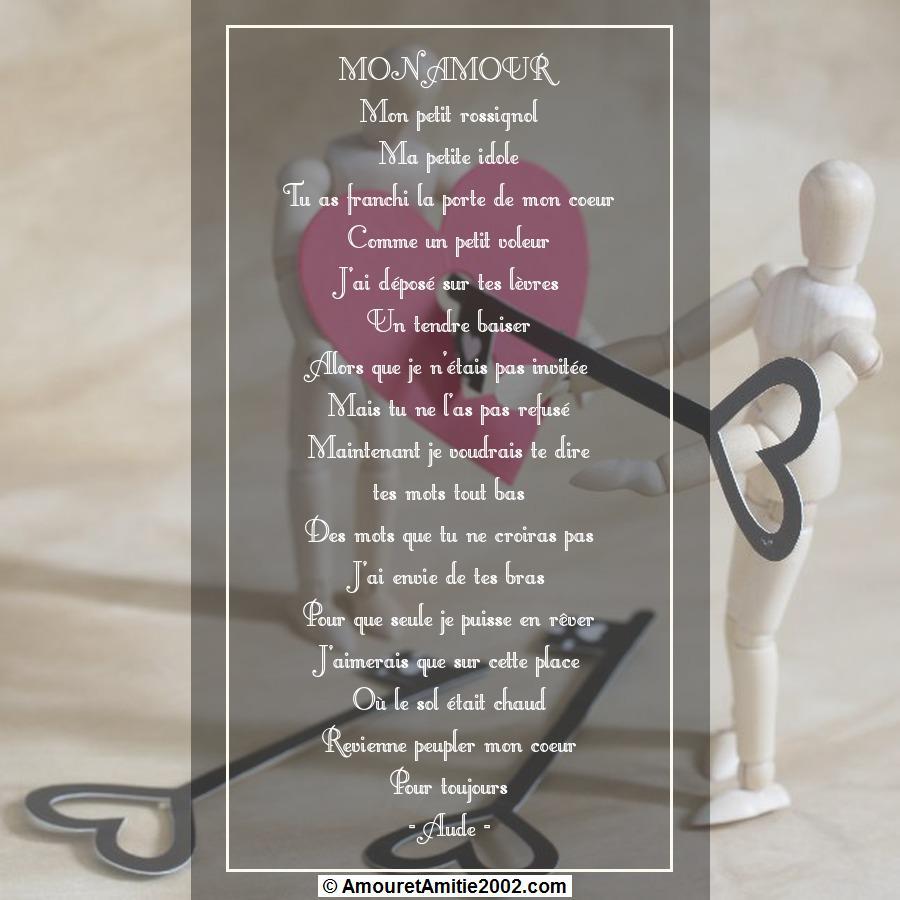 poeme du jour de colette 960369poeme158monamour