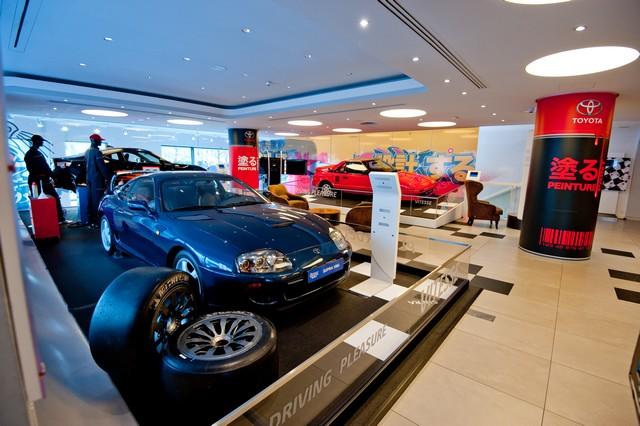 """Le """"Creative Design"""" À L'honneur Au Rendez-Vous Toyota 960552OSO9000"""