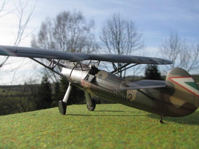 FW-56 Stösser Historic Plastic Models 1/48 960923IMG4458