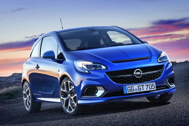 Nouvelle Opel Corsa OPC : gros muscles à prix raisonnable 961245OpelCorsaOPCExterior294181