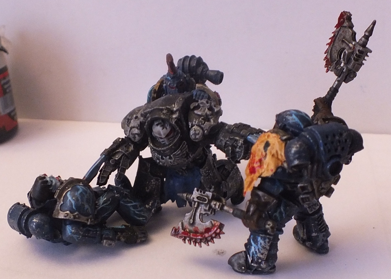 1ère figurines pour diorama Istvaan V - Page 2 961754TRIO1