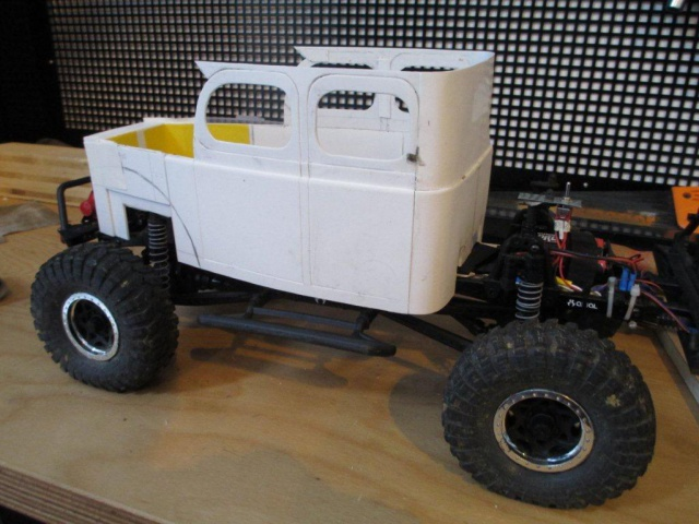 Futur projet, Dodge Legacy power wagon - Page 2 961842IMG1367