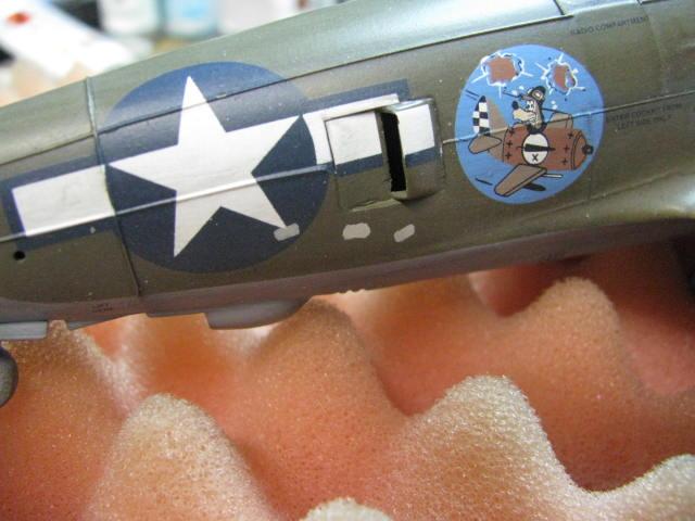 Restauration P-47D Monogram 1/48 .......Terminé!  - Page 2 962081IMG5952