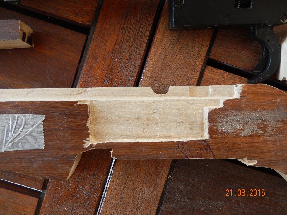 [custom] type 96 J.A.E crosse bois self made 962122DSCN4464