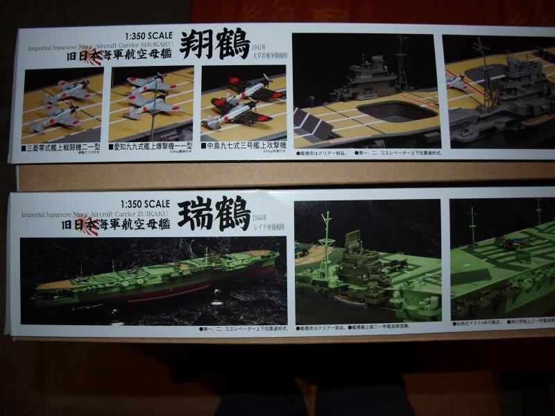 présentation ijn Shokaku et Zuikaku  962925P1293541