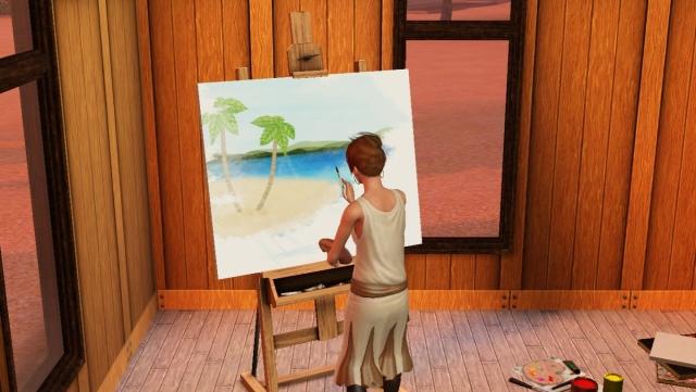[Challenge] Vie d'artiste - Page 2 963631Etape129