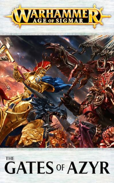 Review VO de The Gates of Azyr de Chris Wraight 963789GatesofAzyrebook