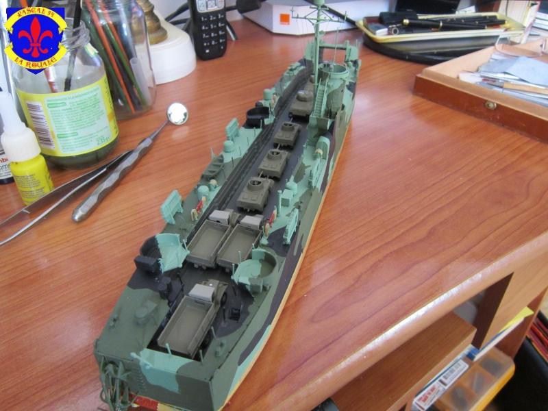 U.S. Navy Landing Ship Médium (Early) au 1/144 de Revell par Pascal 94 - Page 11 963877IMG43131