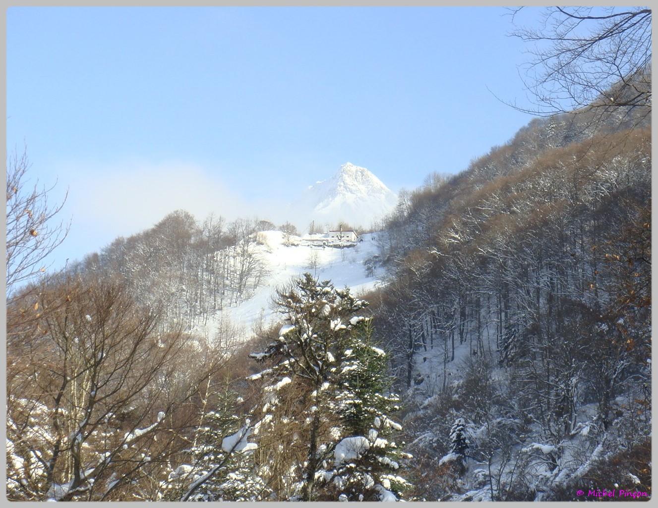 Une semaine à la Neige dans les Htes Pyrénées - Page 2 963919DSC012046